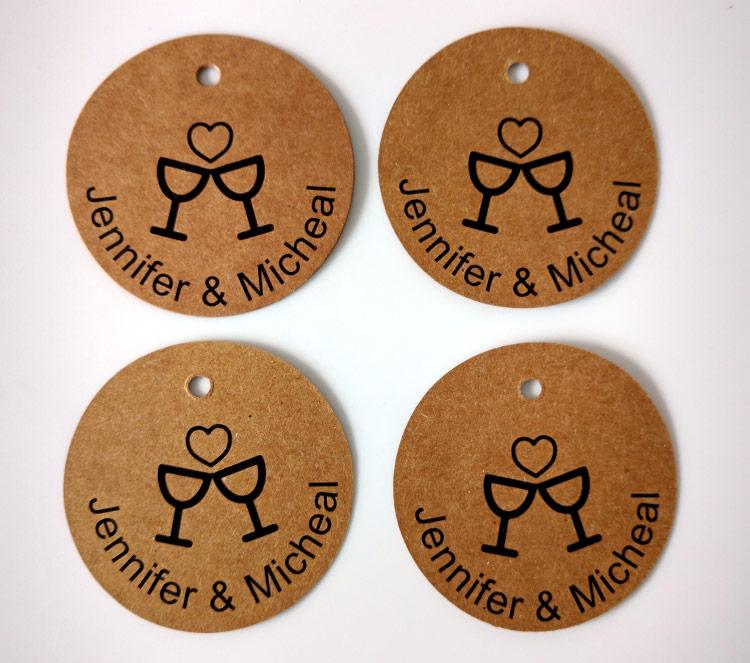 Détournez nos hang-tags Pour vos Occasions Spéciales