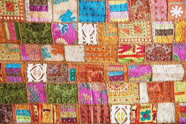 Seven Beautiful Rag Quilt Patterns