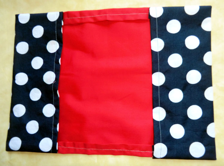 Sewing Tutorial: DIY Fabric Book Covers