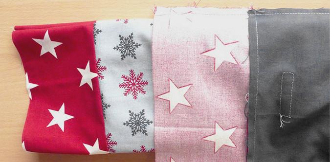 DIY Chaussettes de Noël