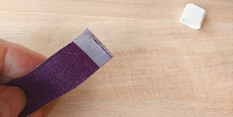 Comment utiliser un bracelet tissé avec fermoir coulissant