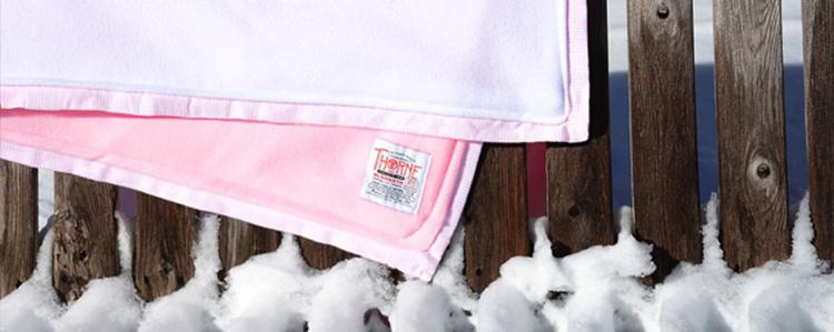 注目のカスタマー Thorne Blanket Company