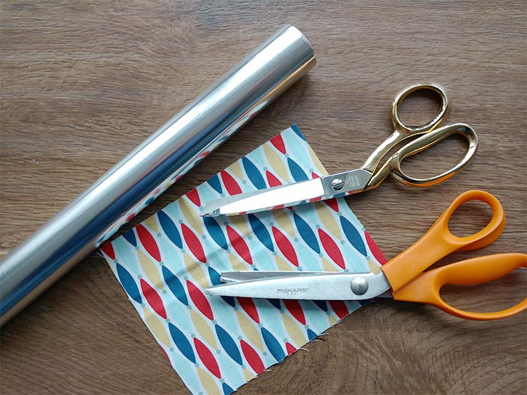 Scissor Sharpening Quick-Fix