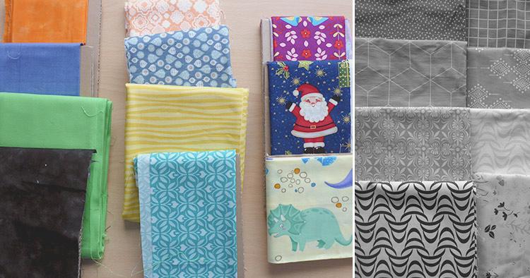 Come fare un cuscino patchwork, Post 1