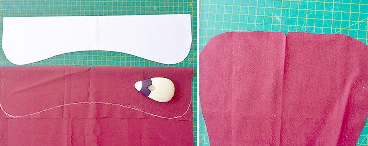 How to Sew a Neck Pillow